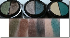 L'Oreal Hip Shadow Swatches 3