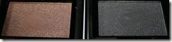 ELF Studio Eyeshadows - Coffee Bean and Charcoal