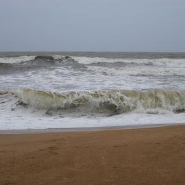 by Shivam Khanna - Landscapes Beaches ( water, sand, waves, beach )