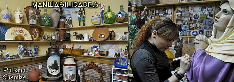 MANIHABILIDADES de Paloma Guembe