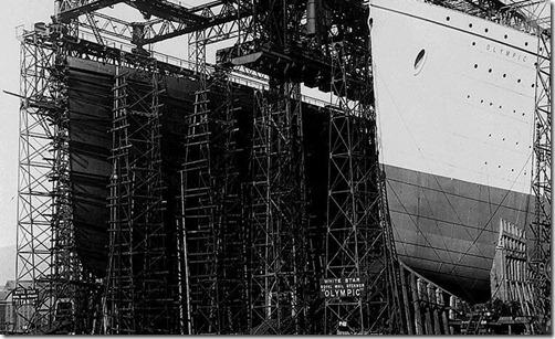 Foto Dokumentasi Asli Kapal Titanic