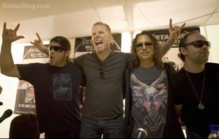 Metallica en Lima Peru