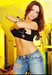 Nayer - Modelo del video de Pitbull 2