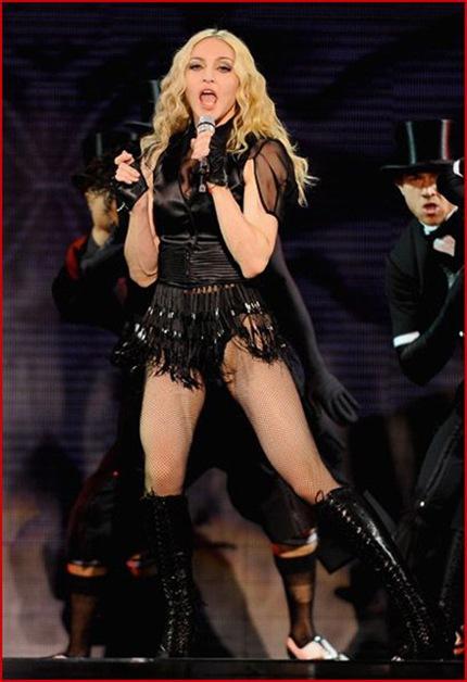 "Madonna continuará con gira ""Sticky & Sweet"""