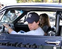 Miley y Nick almuerzan juntos
