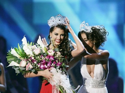 Ganadora Miss Universo 2009