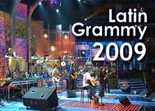 Nominados Premios Latin Grammy 2009