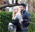 Lizzie la Hermana de Robert Pattinson