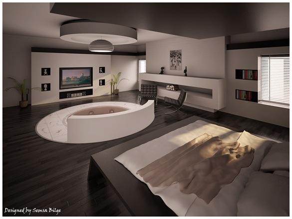 bedroom-jacuzzi