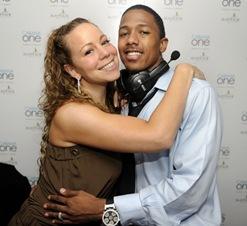 Mariah Carey y su esposo Nick Cannon