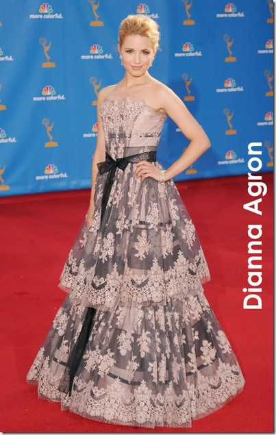 Dianna-Agron-no-EMMY-Awards-2010