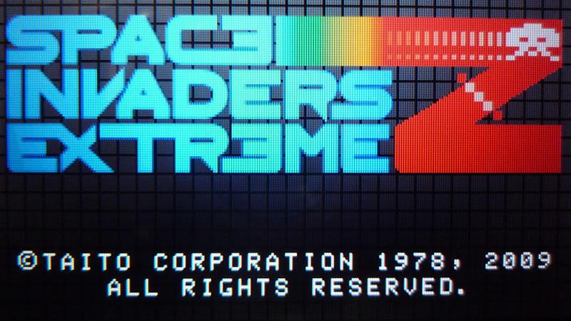 Space Invaders Extreme Infinity Gene スペースインベーダー エクストリーム インフィニティジーン