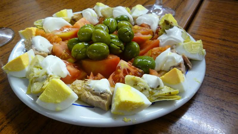 Juanito, bar, バル, Alicante, アリカンテ, Benalúa, スペイン料理
