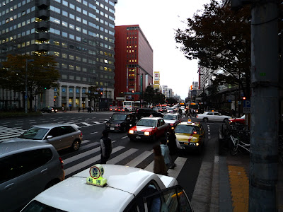 Paseo por Tenjin Fukuoka walk 散歩 天神 福岡