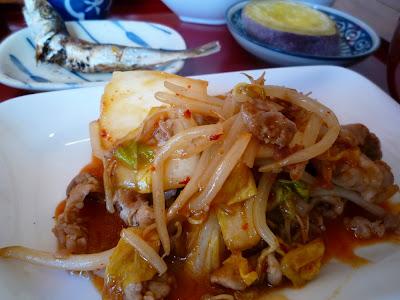 ランチ, 鯖亭, lunch, menú del día, savatei, 定食, 日替わり