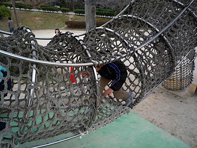 Shirouzu Oike, 白水大池公園, parque, park, 公園, Fukuoka, 福岡, 春日, Kasuga, columpios