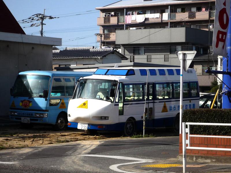 autobús, bus, バス, escuela infantil, parvulario, 幼稚園, kidergarten, tren, 電車, train, Shinkansen, 新幹線