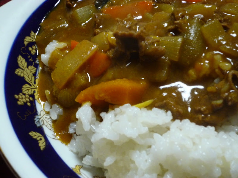 curry, casero, 自家製, カレー, home made