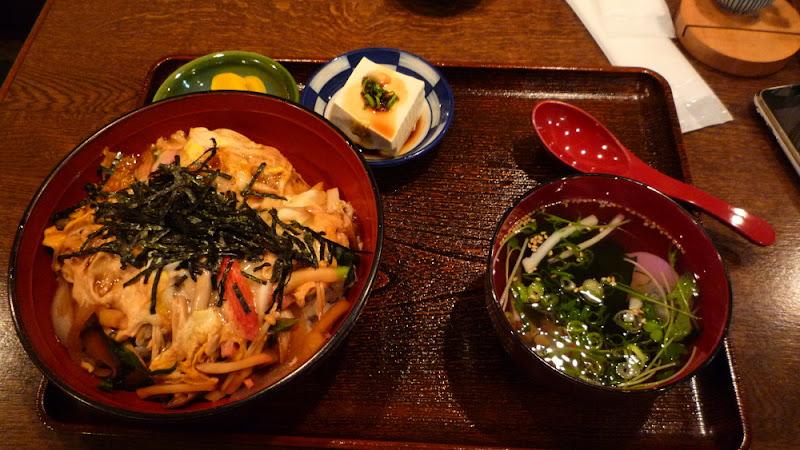 藪幸, Yabuko, そば, soba, 大濠公園, konoha-don, コノハ丼