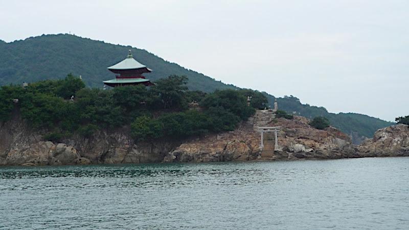 isla, island, Sensuijima, 仙酔島, Fukuyama, 福山, ryokan, ここから