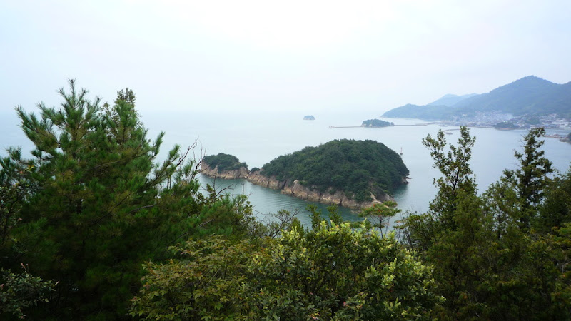 Sensuijima, 仙酔島, Fukuyama, 福山, vista, 眺め, view