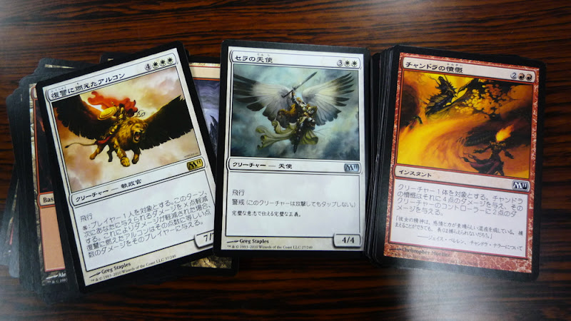 Prerelease Magic 2011 M11プレリリース