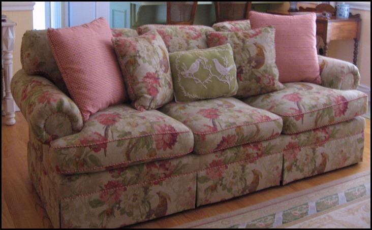 Choosing A Sofa good life of design: choosing a sofa style and fabric