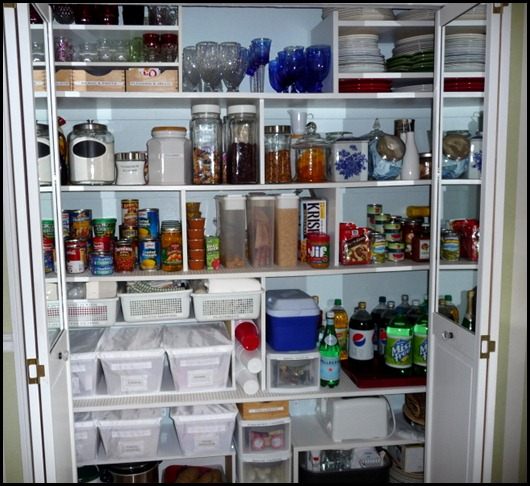 frige pantry closet redo 049