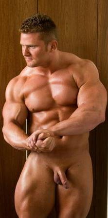 Muscle Man Hideaway