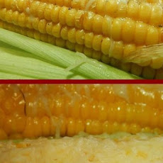 Oven Roasted Corn on the Cob with Flavored Butters