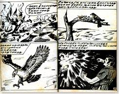 Vasu Comics MM Page 52 & 53