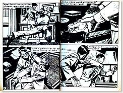 Muthu Comics Beirutil Jani Page 18 & 19
