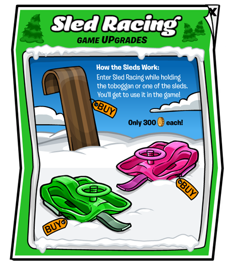sleddingmembahsax