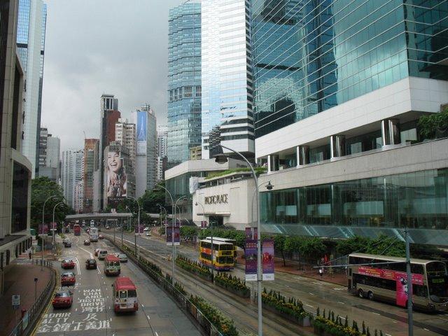 Нышпорка в стране небоскребов (Гонконг+Гуанчжоу)