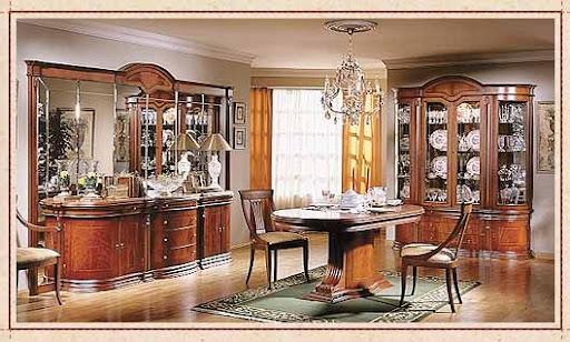 Expomuebles de bellvis muebles rusticos muebles modernos for Sillones de cocina