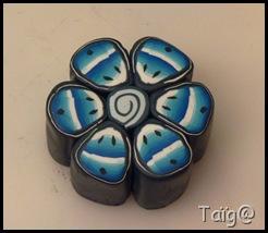 Cane fleur bleue - 2010