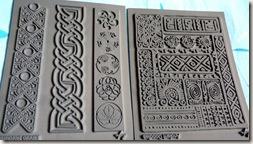 Mes deux nouvelles feuilles de texture - Cultural