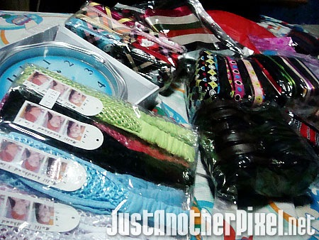 Some of the items I bought from Divisoria - JustAnotherPixel.net