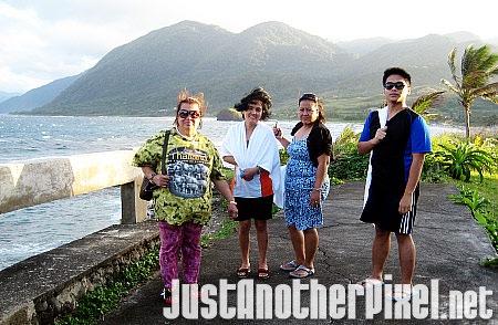 Near Bantay Abot Cave in Pagudpud, Ilocos Norte - JustAnotherPixel.net