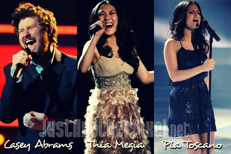 american idol season 10 top 6. My American Idol Season 10 Top
