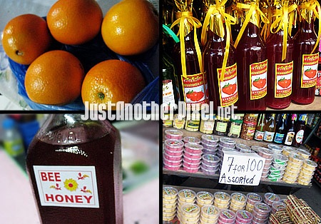Sagada oranges, strawberry wine, honey and other pasalubong items from Baguio - JustAnotherPixel.net