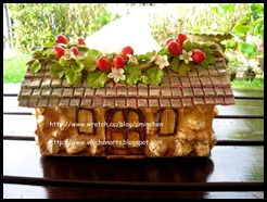 Strawberry Tissue Box 001