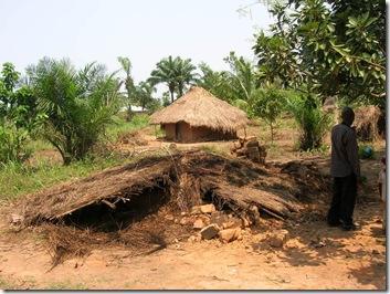 Tshikaji Baba Tshiela Mulumba house
