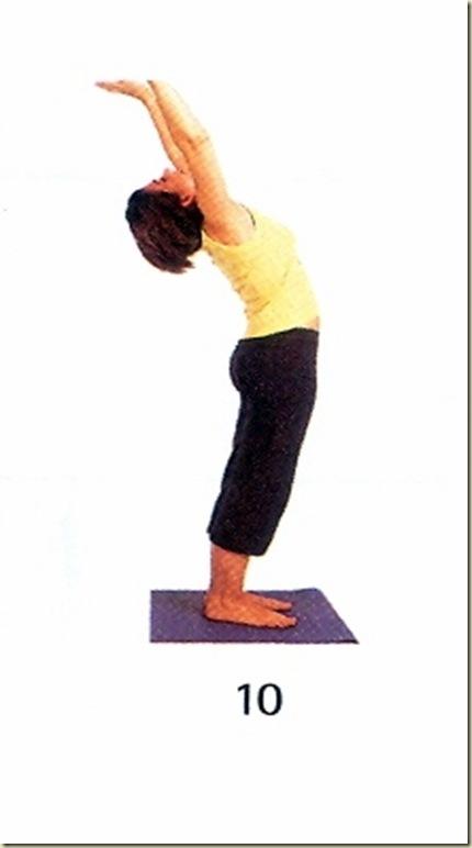 Yoga tipo 9 mudra 10