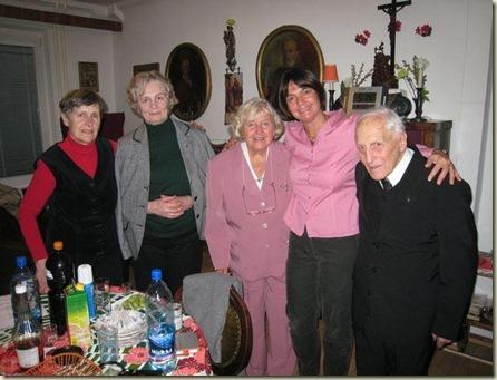 100 anos em familia