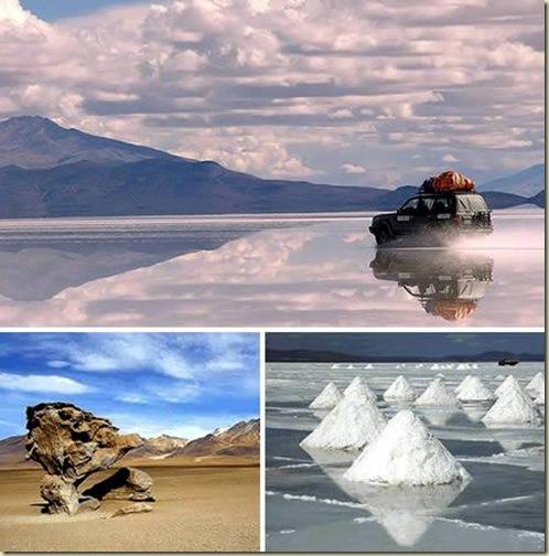 Paisagens 06 Deserto de Sal Bolivia
