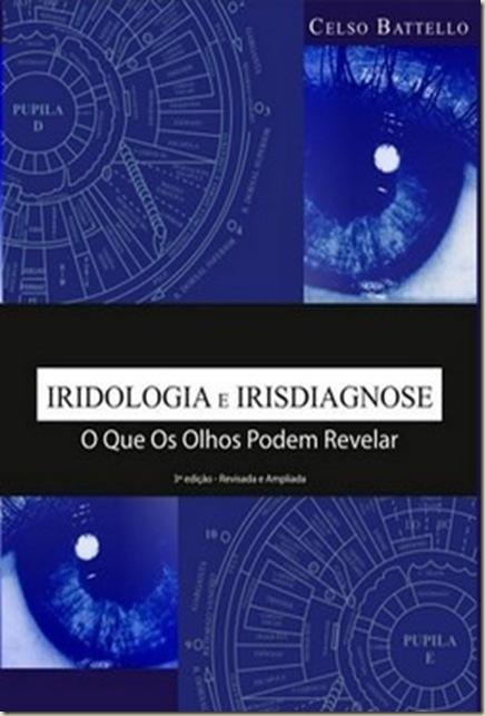 Livro Iridologia Dr Celso Batello