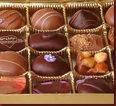 ca 30 chocolate da Holanda