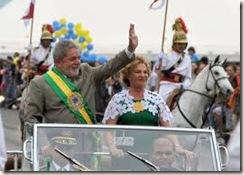 Cadastro Unico Marisa Leticia primeira dama