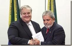 Cadastro Unico Ministro Justica e Lula